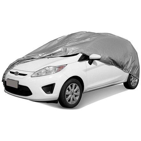 Capa Automotiva com Forro Parcial Lisa - Tamanho G