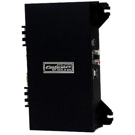 Módulo Amplificador Falcon 2 Canais 300W RMS 2 Ohms