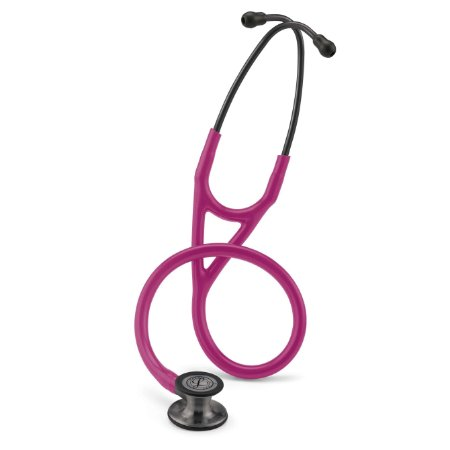 Estetoscópio Littmann 3M Cardiology IV - Framboesa Smoke
