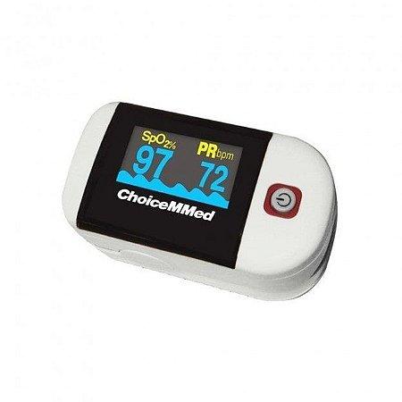 Oxímetro ChoiceMMed MD300C22 - Branco