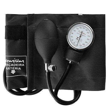 Esfigmomanômetro Premium - Preto