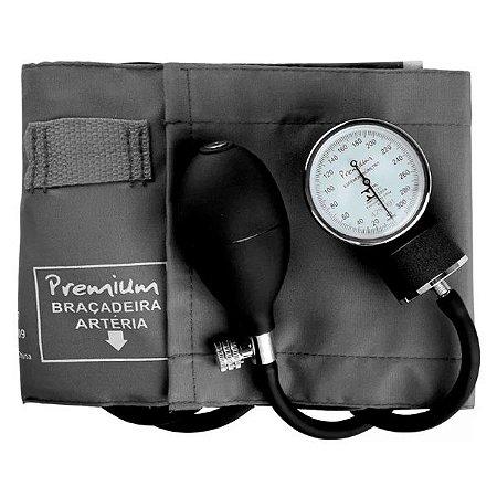 Esfigmomanômetro Premium - Grafite