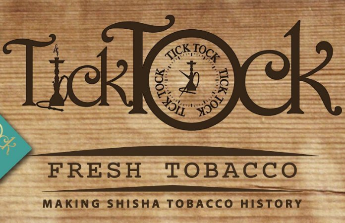 Essência Premium TICK TOCK 100gr