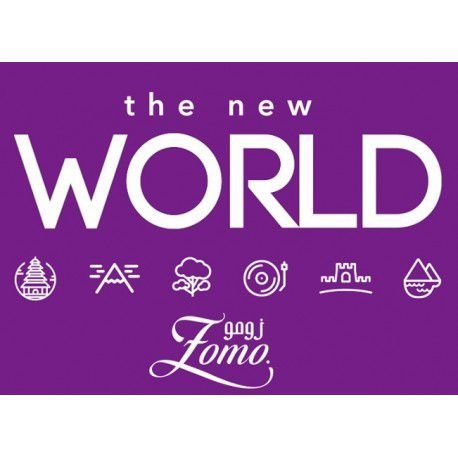 ZOMO NEW WORLD 50GR