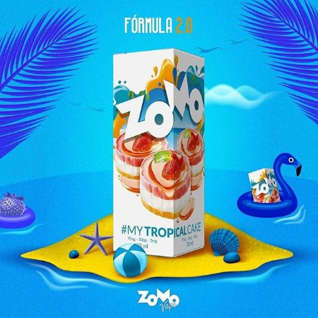 E-JUICE ZOMO  30ml 3mg