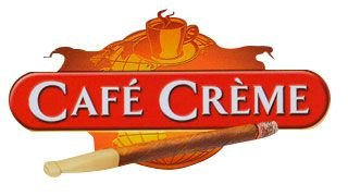 Cigarrilha Café Creme (Uma Lata C/ 10 Cigars)