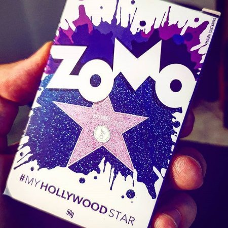 ZOMO HOLLYWOOD STAR 50GR
