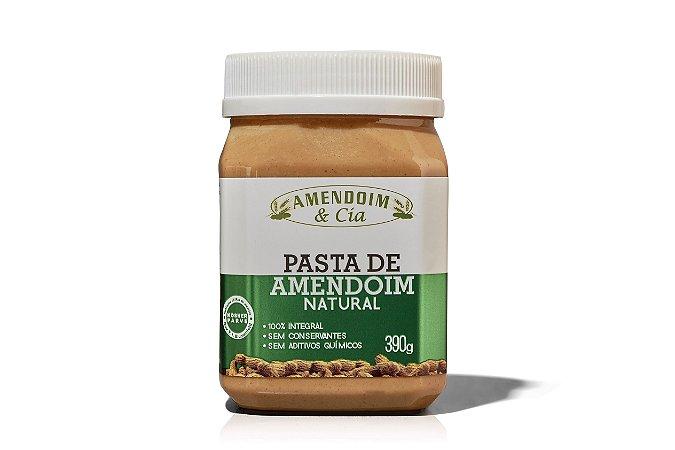 Pasta de Amendoim Natural - 390g