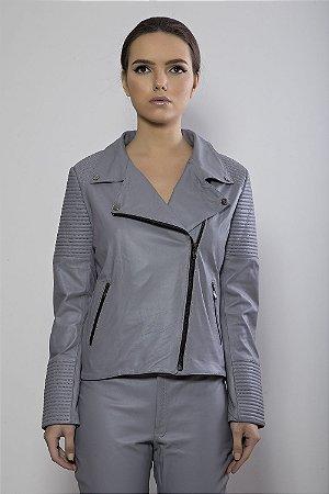 Jaqueta perfecto cinza