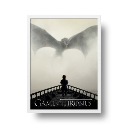 Quadro Poster Série - Games of Thrones