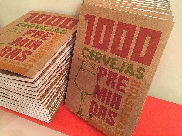 Livro 1000 Cervejas Premiadas Brasileiras