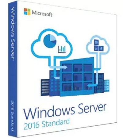 Microsoft Windows Server 2016 Standard - Licença