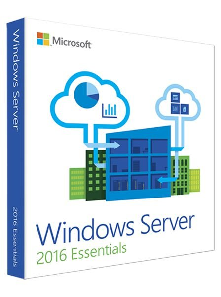 Microsoft Windows Server 2016 Essentials - Licença Original + Nota Fiscal