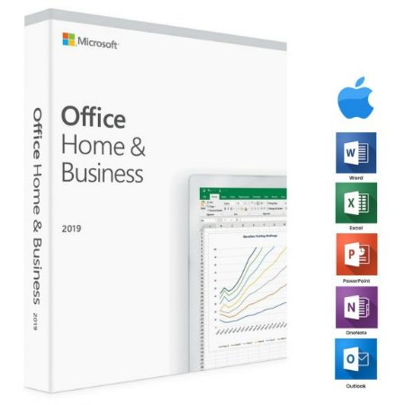 Microsoft Office 2019 Home e Business Para MAC 32/64 Bits Original + Nota Fiscal