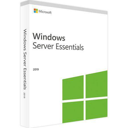 Microsoft Windows Server 2019 Essentials - Licença Original + Nota Fiscal