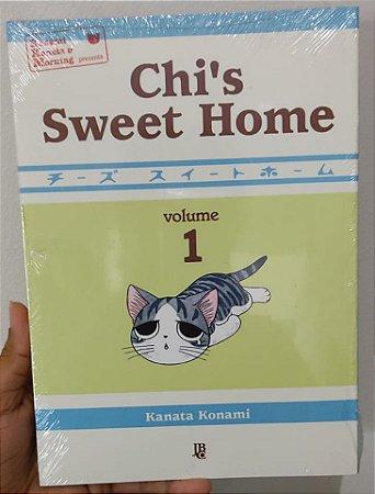 Chi's Sweet Home - Vol. 01 - Edição Português