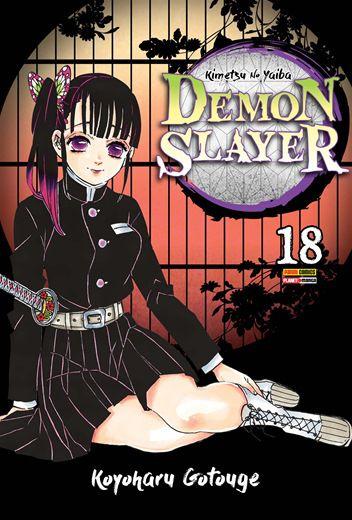 Pré-venda | Demon Slayer - Kimetsu no Yaiba Vol. 18