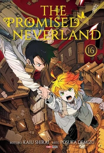 The Promised Neverland - Vol. 16