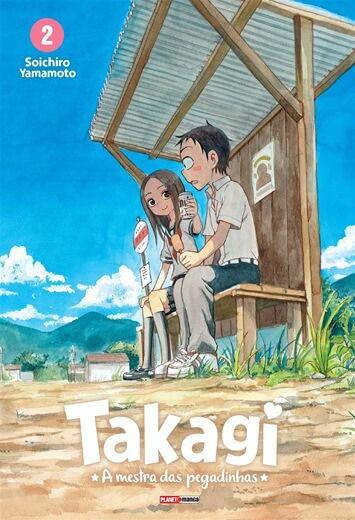 Takagi: A Mestra Das Pegadinhas - Vol. 02