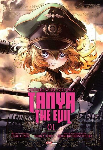 Tanya the Evil: Crônicas de Guerra - Vol. 01