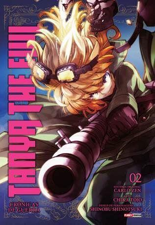Tanya the Evil: Crônicas de Guerra - Vol. 02