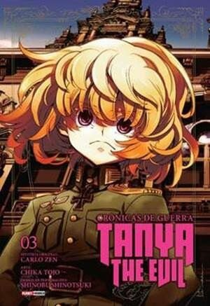Tanya the Evil: Crônicas de Guerra - Vol. 03