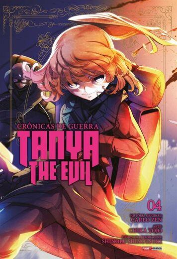 Tanya the Evil: Crônicas de Guerra - Vol. 04