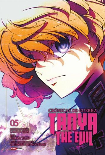 Tanya the Evil: Crônicas de Guerra - Vol. 05