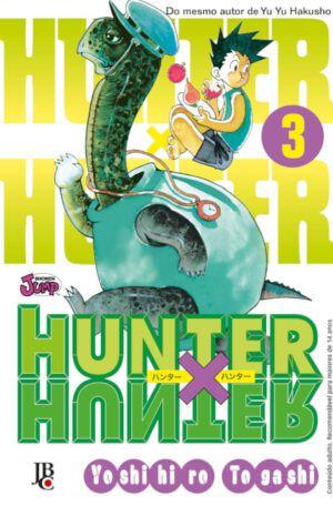Hunter X Hunter - Vol. 03
