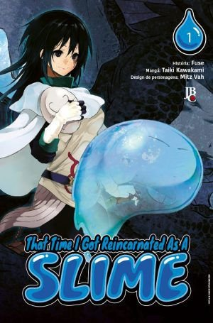 That Time I Got Reincarnated as a Slime - Vol. 01