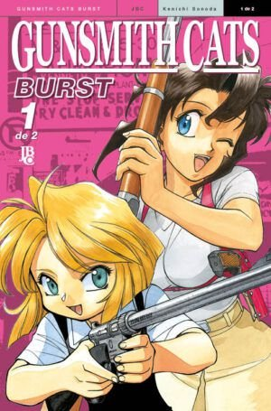 Gunsmith Cats - Burst BIG - Vol. 01