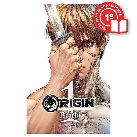 Origin - Vol. 01