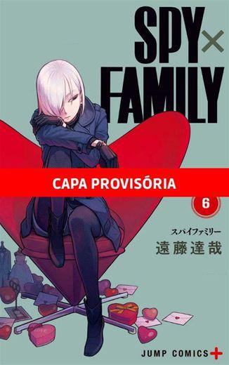 Pré-Venda   Spy X Family - Vol. 06