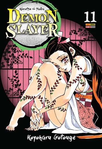 Pré Venda da Reimpressão - Demon Slayer: Kimetsu No Yaiba - Vol. 11