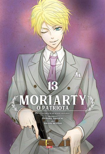 Moriarty: O Patriota - Vol. 13