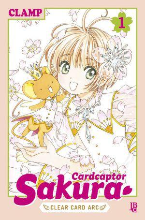 Pré-Venda | Cardcaptor Sakura Clear Card Arc - Vol.01
