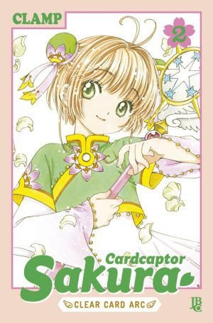 Cardcaptor Sakura Clear Card Arc - Vol. 02