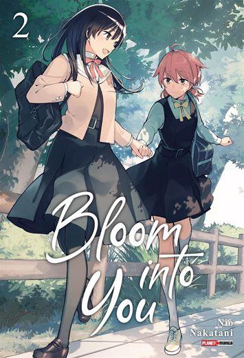 Pré-Venda   Bloom Into You - Vol. 02