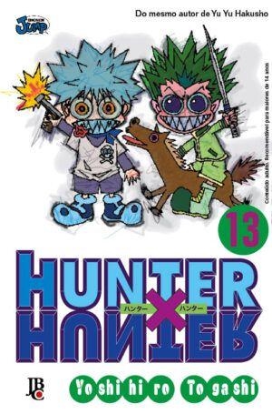 Hunter X Hunter - Vol. 13