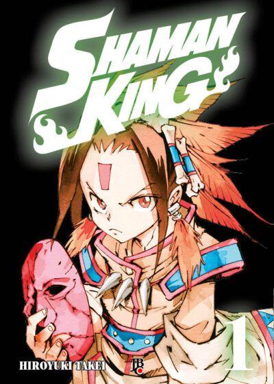 Pré Venda - Shaman King BIG - Volume 01