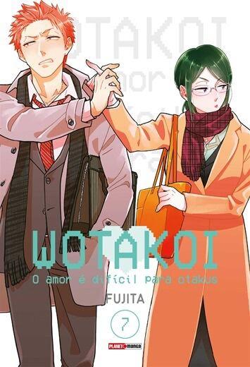 Wotakoi: O Amor é difícil para Otakus - 07
