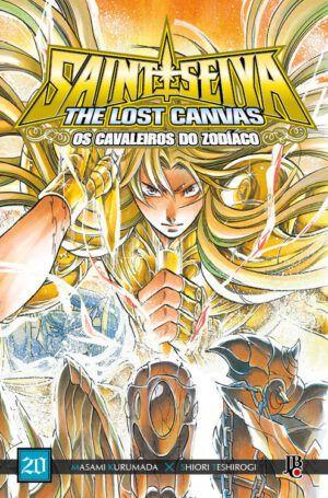 CDZ The Lost Canvas ESP Vol. 20