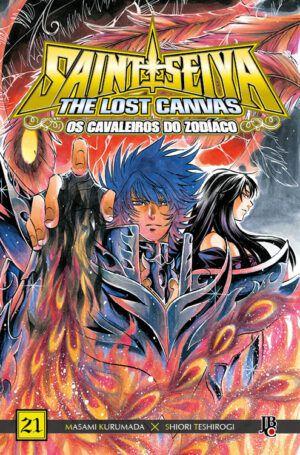 CDZ The Lost Canvas ESP Vol. 21