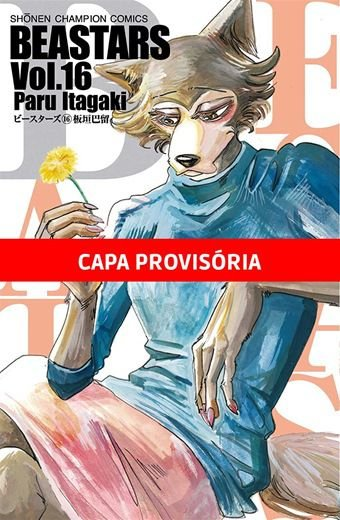 Pré-Venda   Beastars - Vol. 16