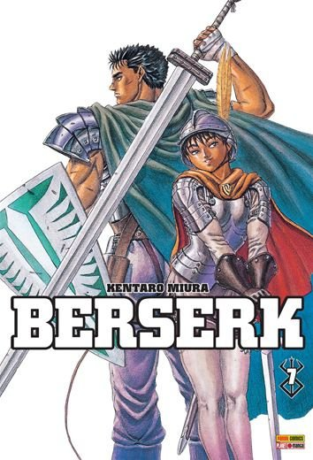 Berserk - Edição De Luxo - Vol. 07