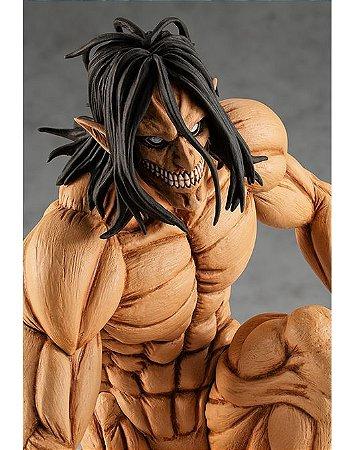 Art Figure   Attack on Titan - Eren Yeager Titan