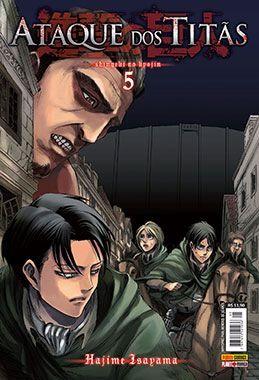 Ataque dos Titãs - Vol. 05