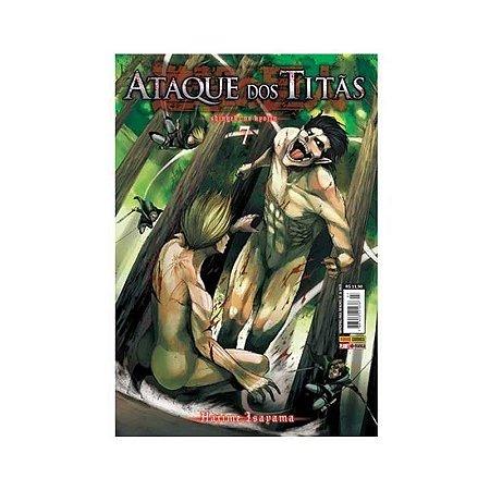 Ataque dos Titãs - Vol. 07