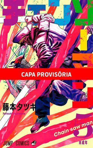Pré-venda   Chainsaw Man - 05