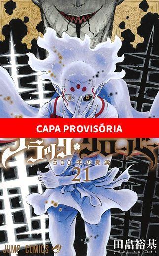 Pré-Venda   Black Clover - Vol. 21